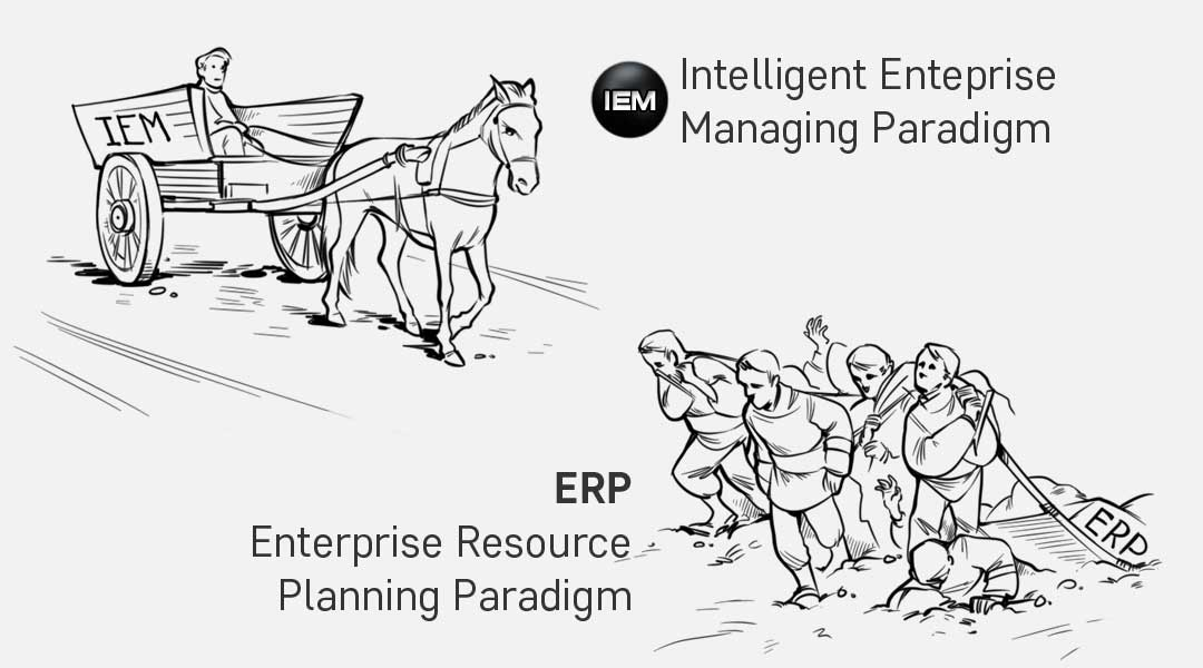 IEM vs ERP Paradigm